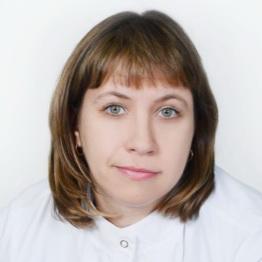 Жаравина Оксана Сергеевна